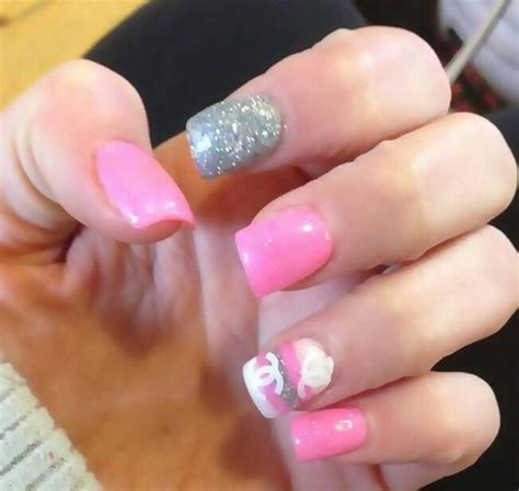 Paint Your Nails With Dashing Divas Think Pinkpolishes by Nails Apexwallpapers