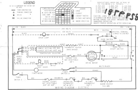 wiring diagram for dryer 24 wiring diagram images