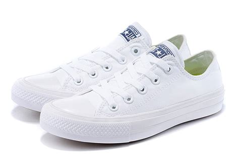 Converse All Low White white converse chuck all ii low canvas 150154c get stylish flag converse