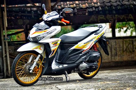 Velg Vario Techno modifikasi motor honda vario cbs autos post