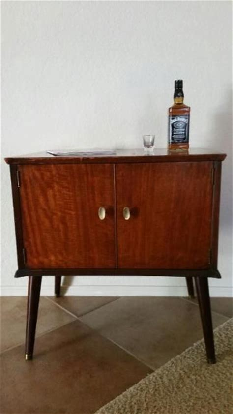 Repurposed Record Cabinet by Bar Repurposed And Record Cabinet On