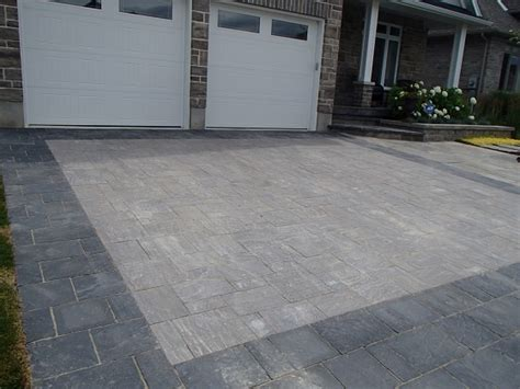 residential driveways manor landscaping
