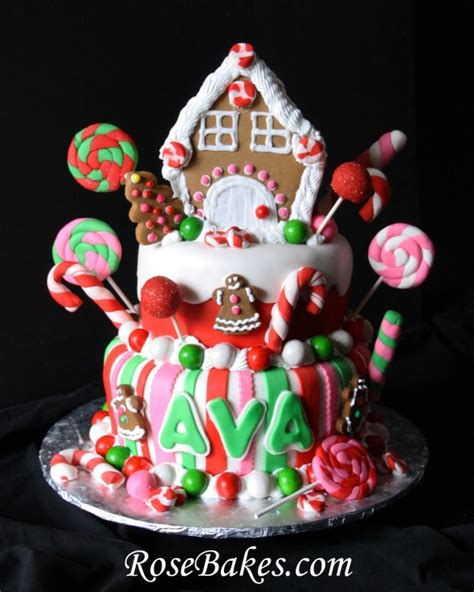 happy birthday christmas cakes birthday cake ideas happy holidays