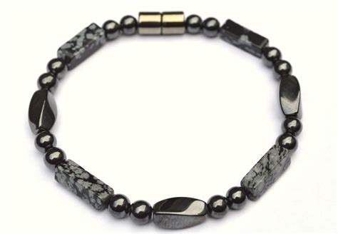 how to make magnetic jewelry mens womens magnetic hematite jewelry bracelet anklet