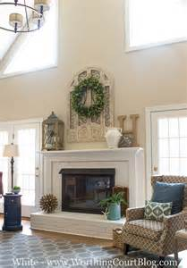 decorating above fireplace mantel best 25 mantle decorating ideas on fireplace