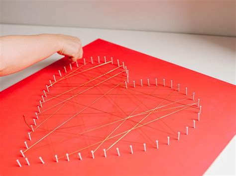 How To Make String On Paper - modern string hgtv