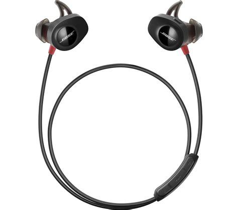 Bose Soundsport Pulse by Buy Bose Soundsport Pulse Wireless Bluetooth Headphones Black Free Delivery Currys