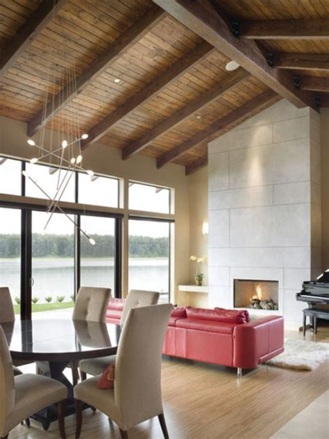 ceiling beam styles 25 best ideas about exposed beam ceilings on
