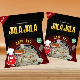 desain logo makanan ringan sribu desain kemasan untuk makanan ringan quot jala jala