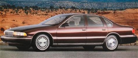 1995 chevrolet caprice howstuffworks