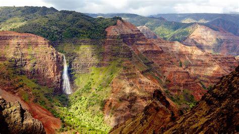 waimea canyon hawaii lonely planet video