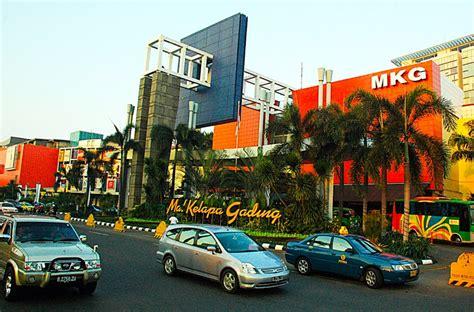 layout mall kelapa gading kelapa gading mall jakarta cityseeker