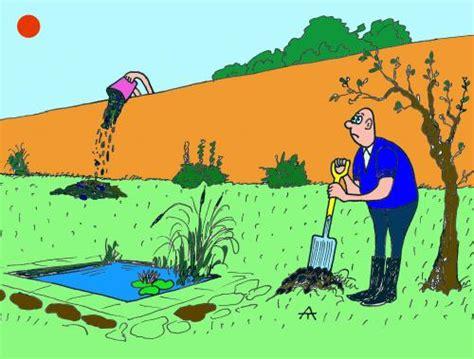 garten comic garden blog title