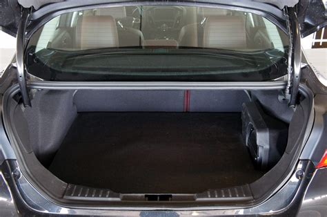 Ford Focus Interior Space by Best Cargo Space Autos Post