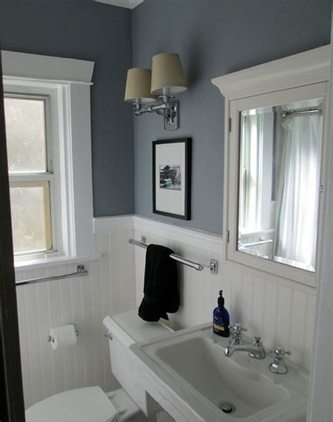 vintage small bathroom color ideas triangle re bath create