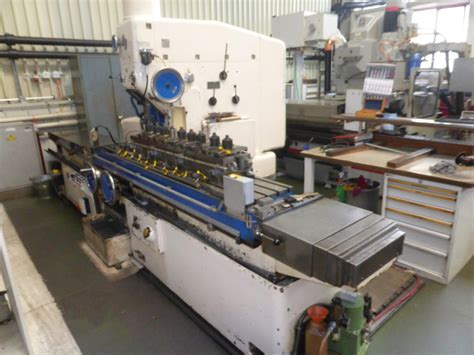 The Rack Machine by Second And New Machine Tools