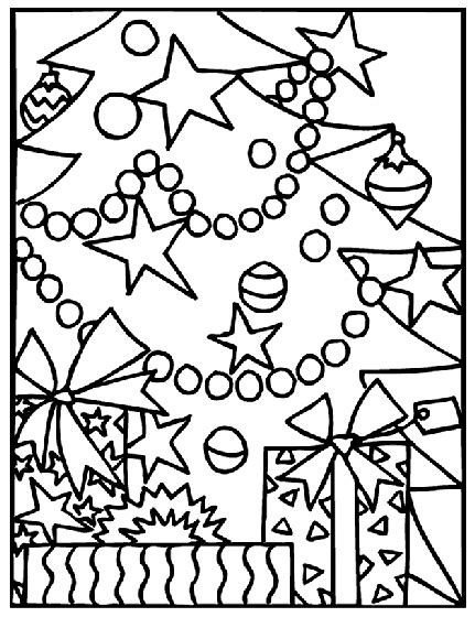 crayola coloring page ornament christmas coloring pages from crayola seasons winter