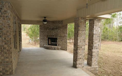 fireplace and patio ms mississippi gulf coast custom