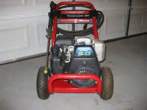 Troy Bilt Honda Troy Bilt Pressure Washer Honda Engine Outdoor