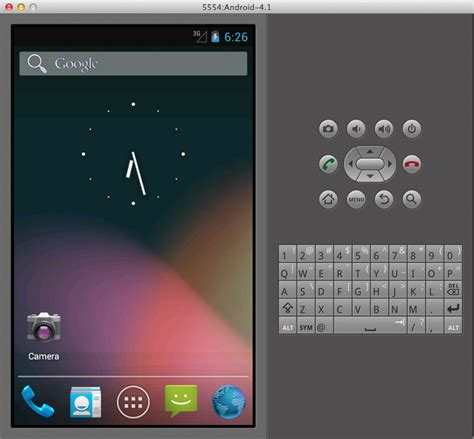 emulator android configuring a usable android emulator codebutler