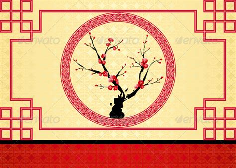 template for chinese new year card 187 elmesky com