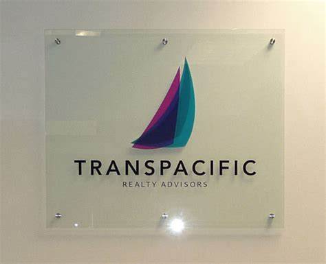 Interior Wall Stickers signs bc a vancouver sign company transpacific glass