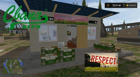 Chicken Ls by Chicken Coop V1 0 0 Ls17 Farming Simulator 2017 17 Ls Mod