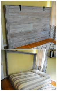 Diy Murphy Bed And Best 25 Murphy Bed Plans Ideas On Murphy Bed