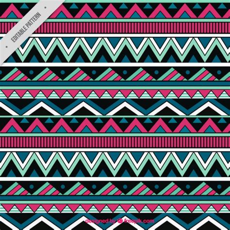 ethnic pattern vector free download geometric ethnic pattern vector free download
