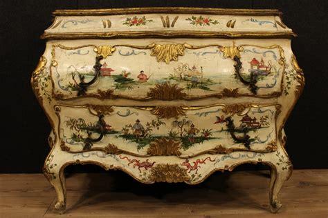 stile veneziano mobili antiquariato veneziano e l origine dei mobili in stile