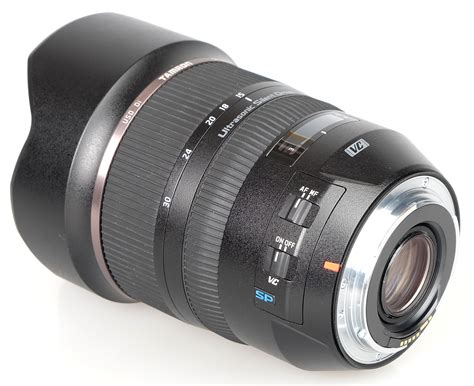 tamron sp 15 30mm f 2 8 di vc usd review