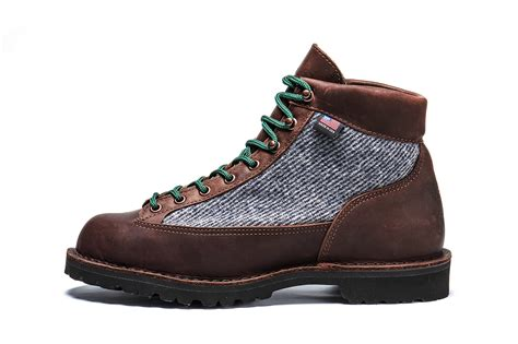 Danner Light by Woolrich X Danner Light Mill Boots Hypebeast