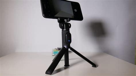 Diskon Xiaomi Selfie Stick Tongsis Bluetooth Shutter Tripod Holder xiaomi selfie stick bluetooth remote shutter tripod holder