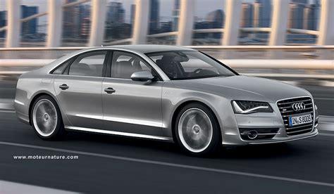 Audi S6 V8 Turbo by Un V8 Turbo Pour Les Audi S6 S7 Et S8
