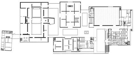 foyer museum grundriss museum folkwang detail magazine of architecture
