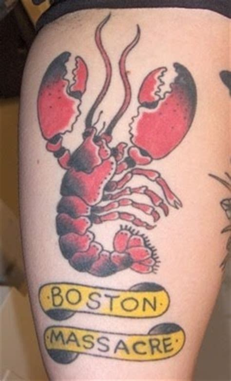 tattoo prices derby best 25 lobster tattoo ideas on pinterest