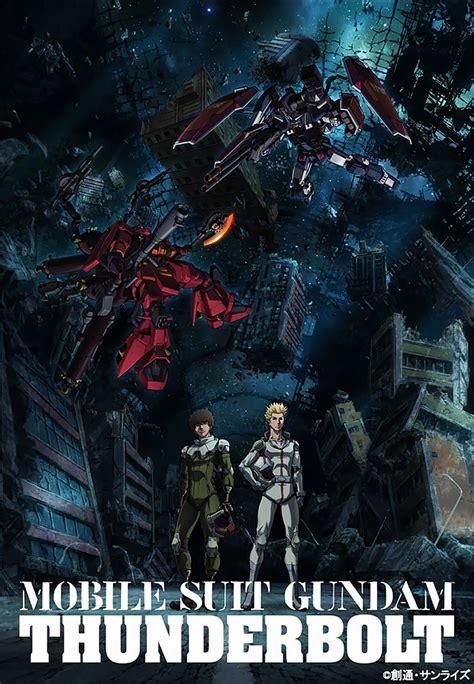 Kaos Gundam Gundam Mobile Suit 31 gundam mobile suit gundam thunderbolt episode 4