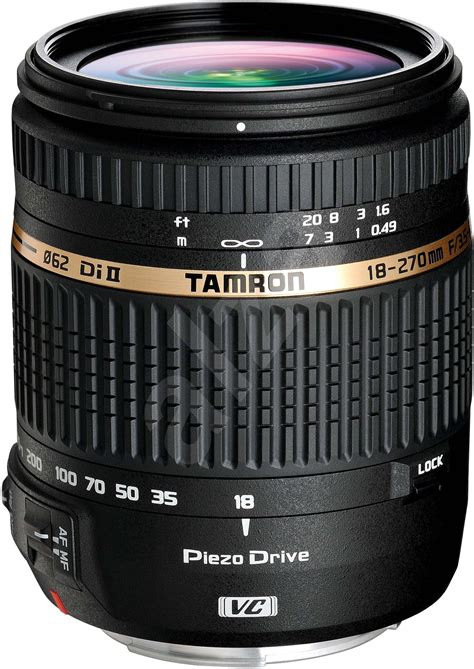 Af18 270mm F 3 5 6 3 Di Ii Vc Pzd tamron af 18 270mm f 3 5 6 3 di ii vc pzd for nikon lens