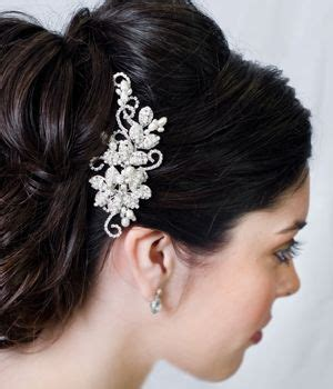 hair accessories for short hair on 36 year old woman wedding hair accessories vintage wedding hair