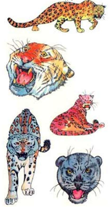 big cat tattoos cat tattoos and designs