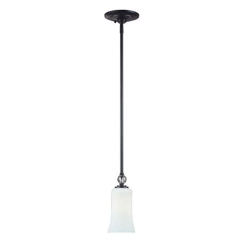 Filament Pendant Light Filament Design 1 Light Matte Black Incandescent Ceiling Pendant Cli Jb604mp The Home