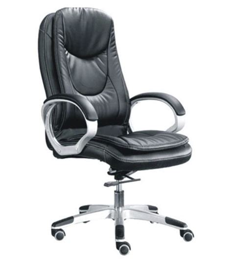 push back chair price in india high back office chair in black buy at best price