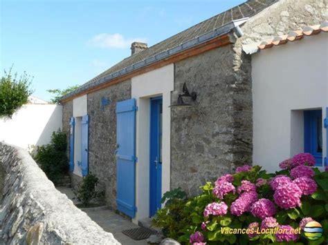 Maison à Noirmoutier en l'Île, location vacances Vendée : Disponible pour 4 personnes. Petite