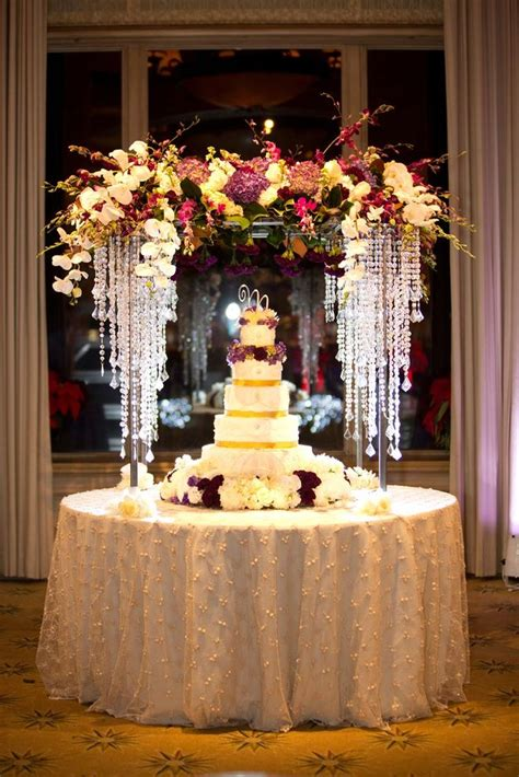 25 best ideas about cake table decorations on