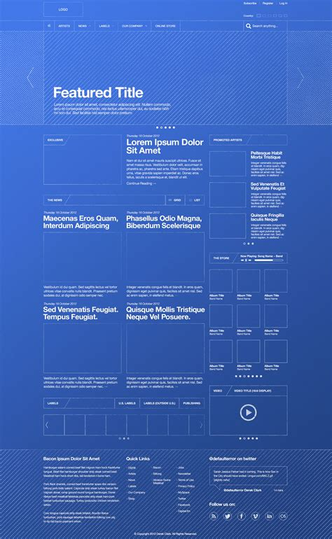 web layout wireframe wireframes magazine 187 wireframe