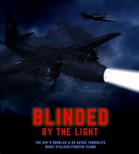 blinded by the light the turbinlite havoc vintage news