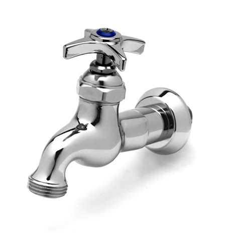 Single Sink With Two Faucets by T S B 0718 Single Sink Faucet With 1 2 Quot Npt Inlet 4