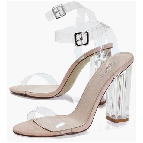 clear sandals heels the 25 best ideas about clear high heels on
