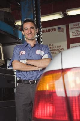 Auto Mechanic Requirements by State Requirements To Be A Auto Mechanic Chron