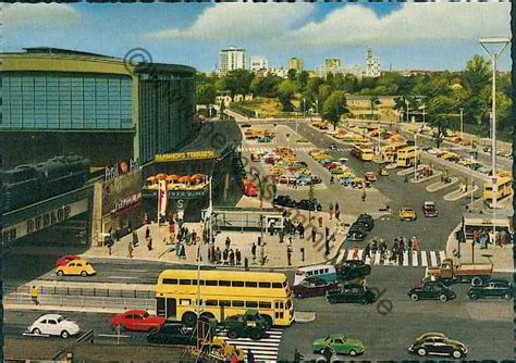 Bahnhof Zoologischer Garten Hardenbergplatz Berlin by Historische Ansichtskarten Berlin Charlottenburg Bahnhof